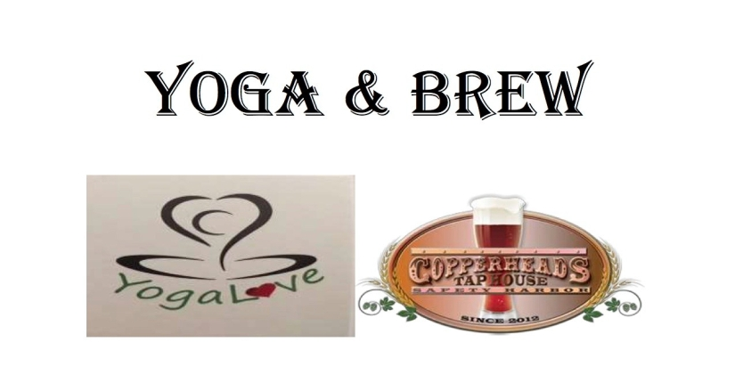 Yoga and Brew